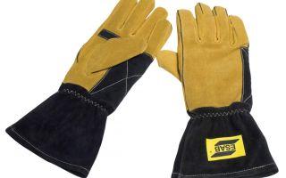 Как правильно выбирать сварочные краги (перчатки для сварщика)