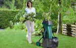 Выбор качественного садового измельчителя для травы и веток