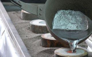 Литьё алюминия в домашних и промышленных условиях