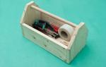 Как сделать качественный ящик для инструментов своими руками