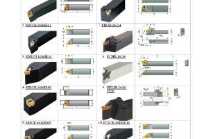 Описание и виды твердосплавных пластин для токарных резцов