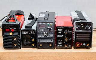 Как выбрать сварочный инвертор: особенности этих аппаратов