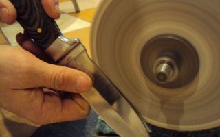 Инструменты для правильной заточки ножа