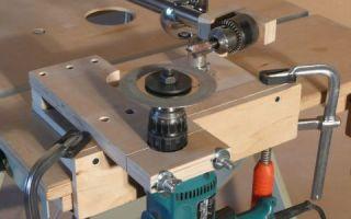 Как сделать фрезерный стол и станок своими руками