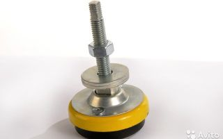 Виброопора резинометаллическая для станков и оборудования