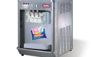 Аппараты для приготовления мороженого
