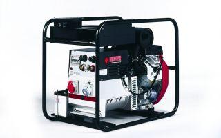 Бензиновый сварочный генератор: выбор, производители