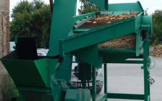 Измельчитель древесины: лучший способ переработки дерева