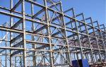 Двутавровая балка в строительной сфере