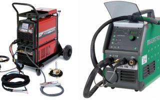 Особенности сварки неплавящимся электродом в среде защитного газа