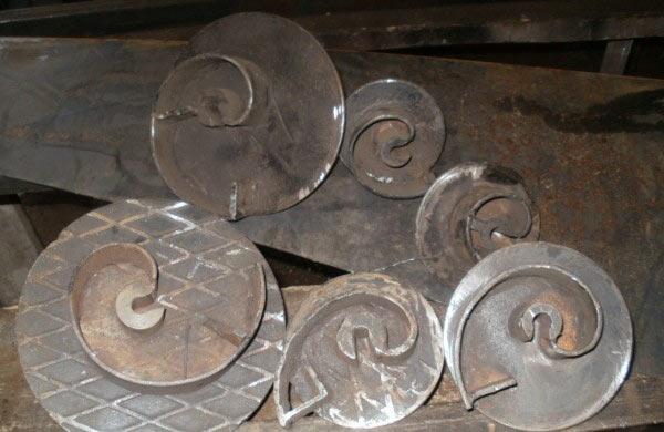 как сделать матрицу для ковки своими руками - Prakard | 390x600